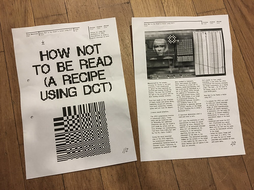 My clippings_from_The_3D_Additivist_Cookbook (Rosa) | by Rosa Menkman