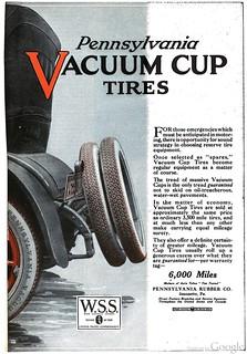 Pennsylvania Vacuum Cup Tires ad 2