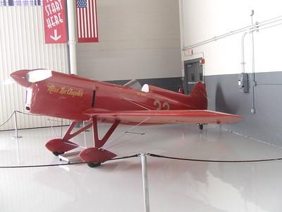 """1934 Brown B-2 """"Miss Los Angeles"""""""