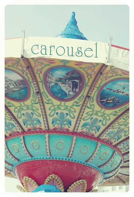 {Vintage carousel}