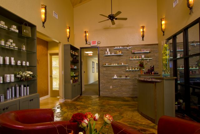 Spa at 'Tween Waters Inn Island Resort, Captiva Island Florida 13