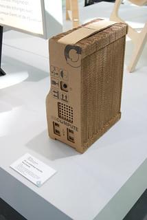 Recompute on exhibit at the l'objet du design