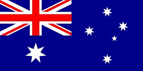 flag australia bandeiras oceania austrália