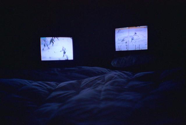 LC-A+ hockey night in canada x 2
