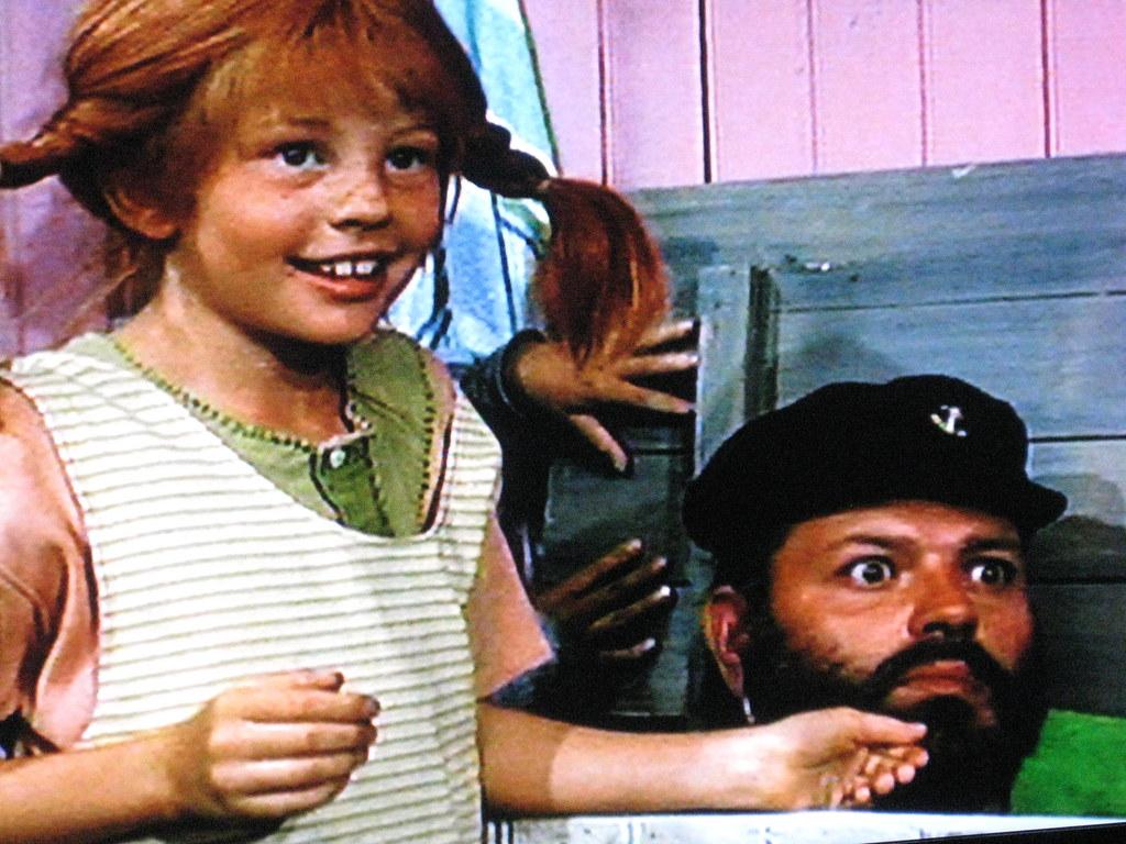 Pippi Longstocking 1969 Inger Nilsson 4 May 1959 Kis