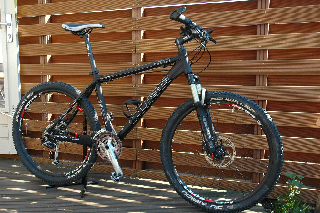 תוצאת תמונה עבור CUBE mountain bike