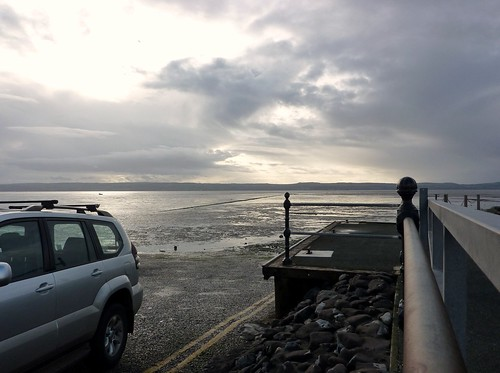 Dee Estuary, West Kirby (15/11/2009)