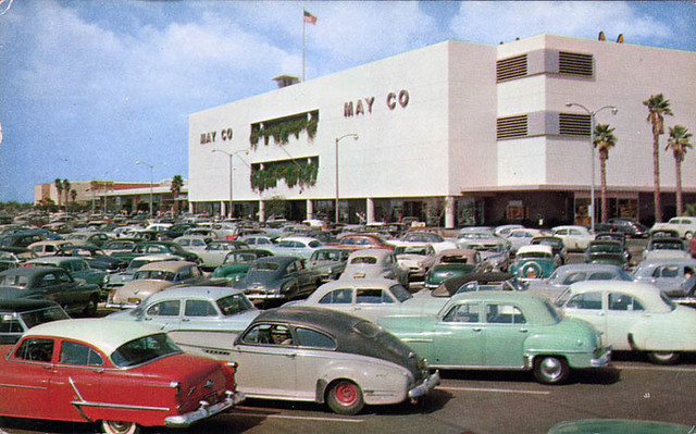 Lakewood Center 1950s