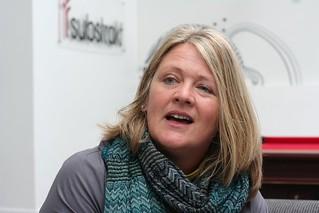 Karen Cheney from Birmingham City Council | by podnosh