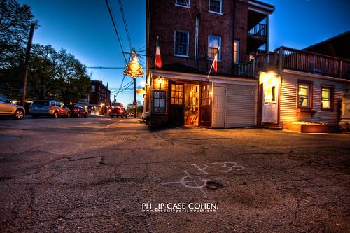 Massimo's by Philip Case Cohen
