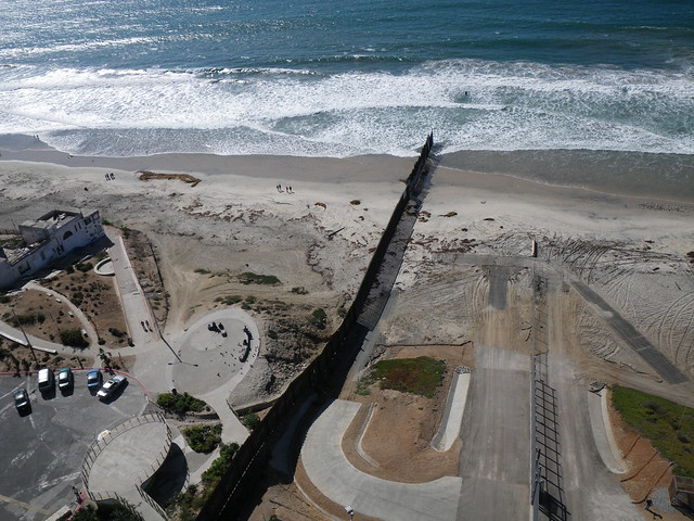 United States / Mexico Border