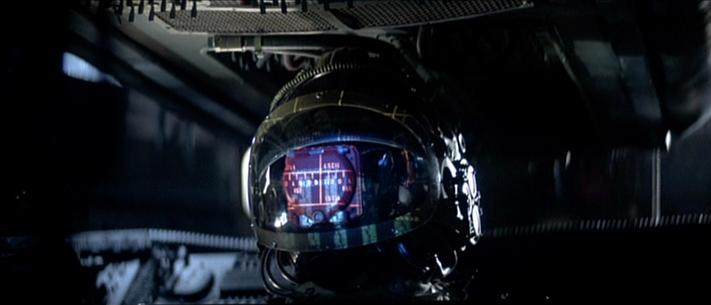 Appareil dans Alien (Ridley Scott, 1979)