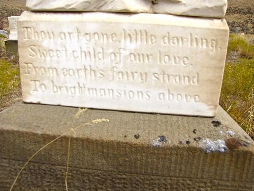 cemetery oregon olex deadmantalking gilliamcounty earlries
