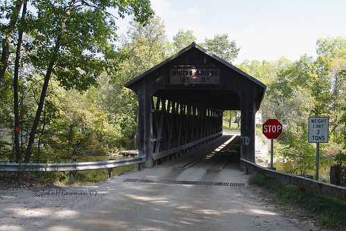 michigan september weatheredwood 2007 coveredbridges riversandstreams whitesbridge september2007 nrhp flatriver ioniacounty browntruss michigancoveredbridges