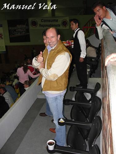 DSC00040 Invitado de lujo Ruiz Esparza disfruto del encuentro de Ángeles de Puebla por LAE Manuel Vela