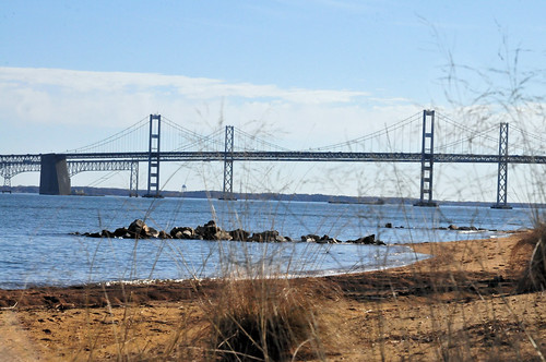 Chesapeake Bay Bridge Towers | by mbell1975