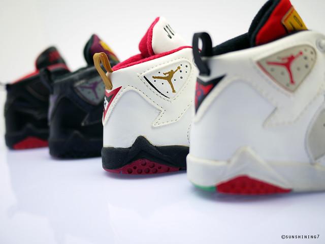 Sunshining7 Nike Air Jordan VII (7) 1992 Baby Jordan S