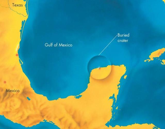Cratera Chicxulub