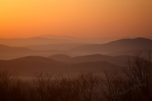 orange misty sunrise vermont ludlow valleys okemo