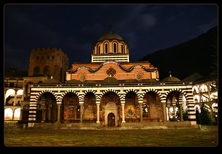 Рилски манастирm, Rilski Manastir, Rila Monastery