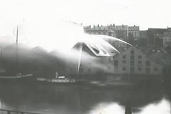 Bryggebrann på Bakklandet / Wharves on Fire (1933)