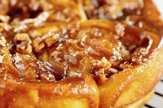 caramel pecan sticky buns | by Stacy Spensley