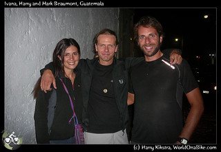 Ivana, Harry and Mark Beaumont, Guatemala | by exposedplanet
