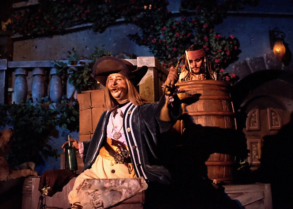 Daily Disney - Thursday Theatrics - It's The Treasure Map For Sure, Make No Mistake