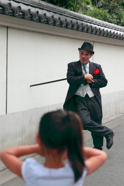 ASAKUSA's Chaplin