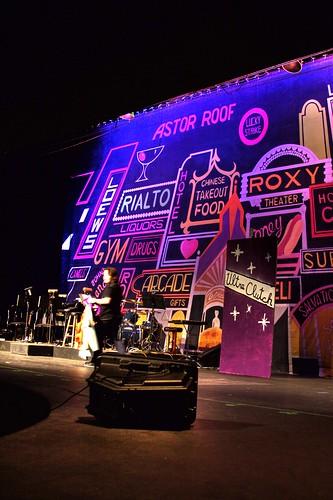Tony Tony Tony Stage