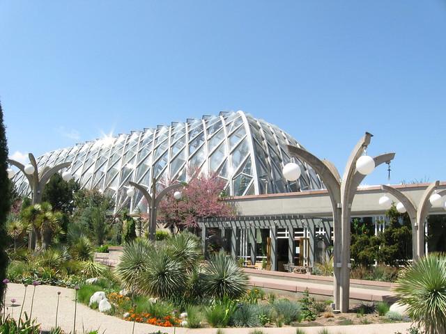 Boettcher Memorial Tropical Conservatory