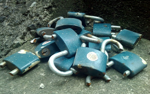 Broken locks | by Pitel