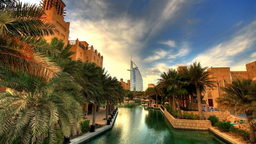 Dubai City Hd Wallpaper Uae Wallpapers Backgrounds Dubai W