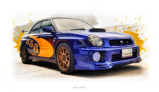 Subaru WRX STI (555)