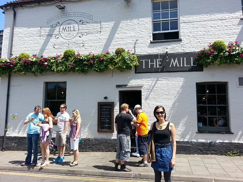 The Mill - Cambridge, UK | by lellobot