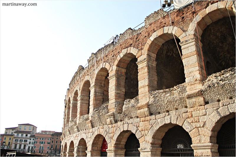 Piazza Brà, cosa vedere a Verona