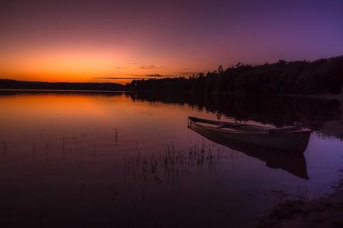 light sunset sky sunlight lake nature water colors clouds landscape boat nikon silverlake jeanmarie jeanmarieshelton