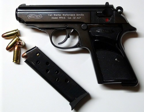 German Walther PPK-E