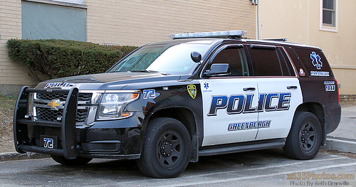 Town Of Greenburgh (NY)  Police Department Car 72 Photo