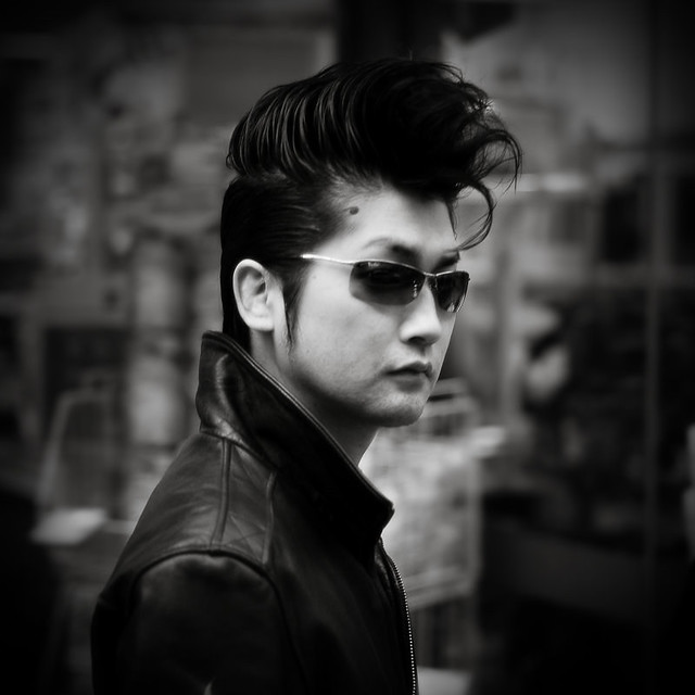 Shibuya Greaser