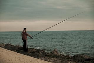 Fishing | by Francisco Vargas - Haripako