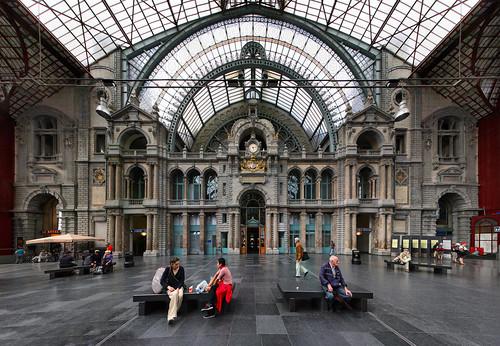 Welcome to Centraal Station Antwerpen, Belgium | by Gaston Batistini