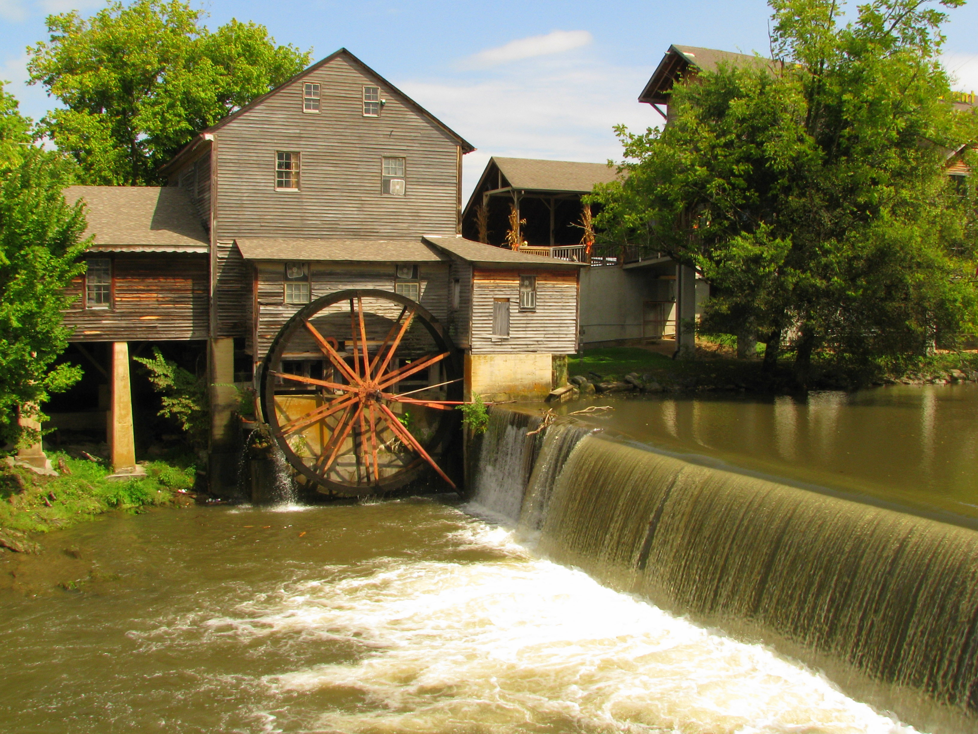 The Old Mill - Pigeon Forge (version 2)