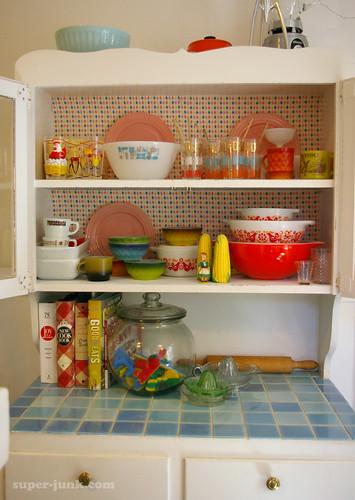 kitchen cabinet   by Super*Junk