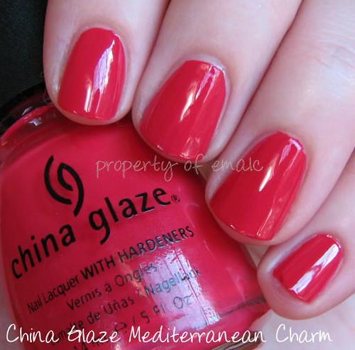 China Glaze Mediterranean Charm Emmy Flickr