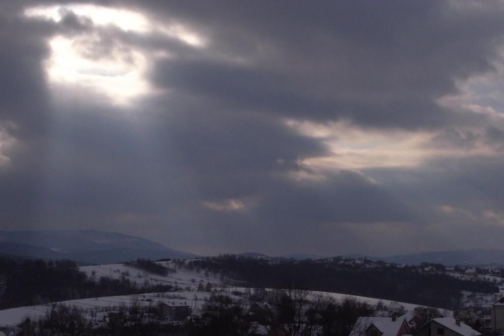 Chmury / Clouds