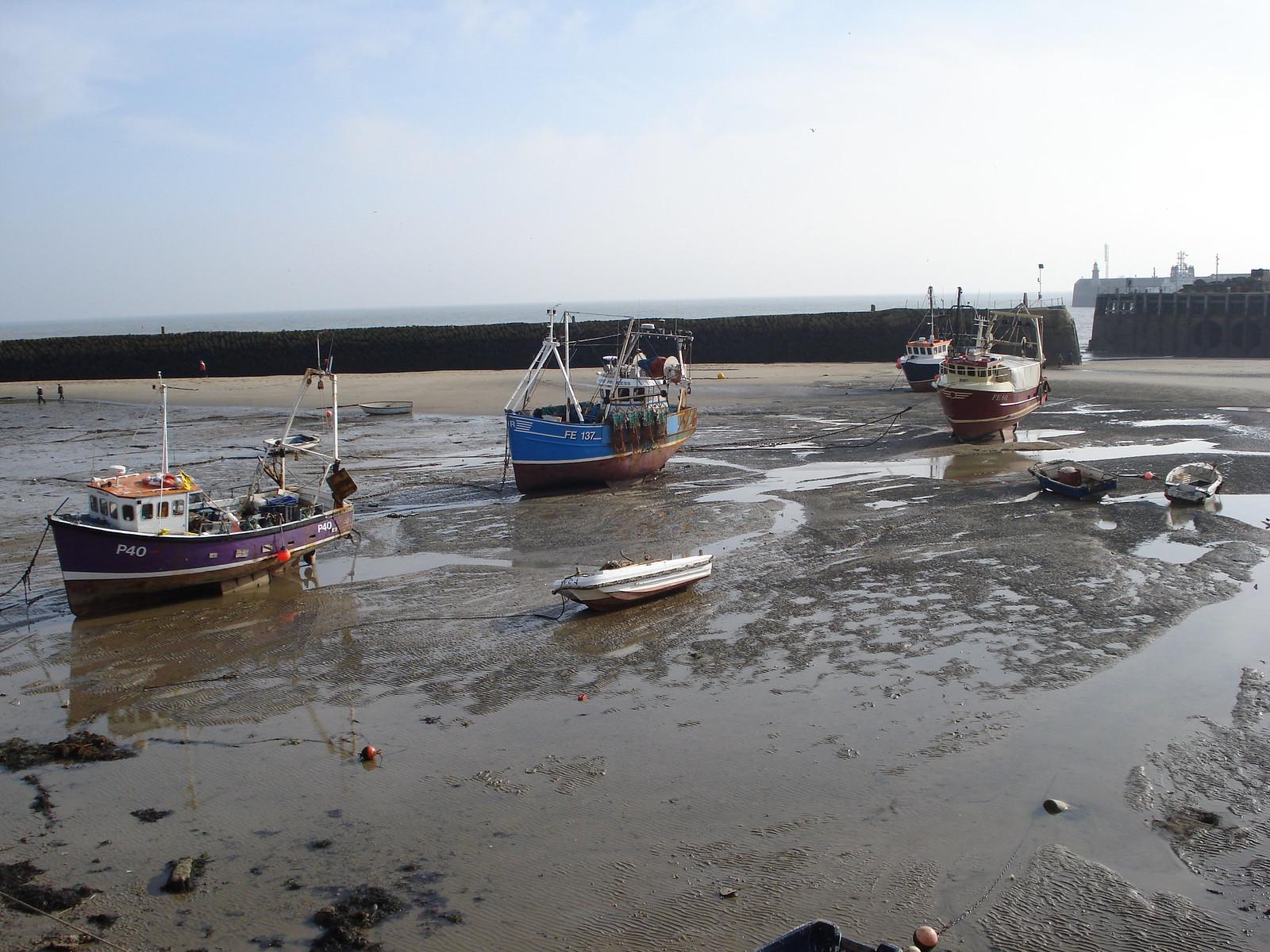 Folkestone harbour Extra walk 13: Folkestone circular