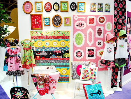 Violet Craft's booth | by JonaG
