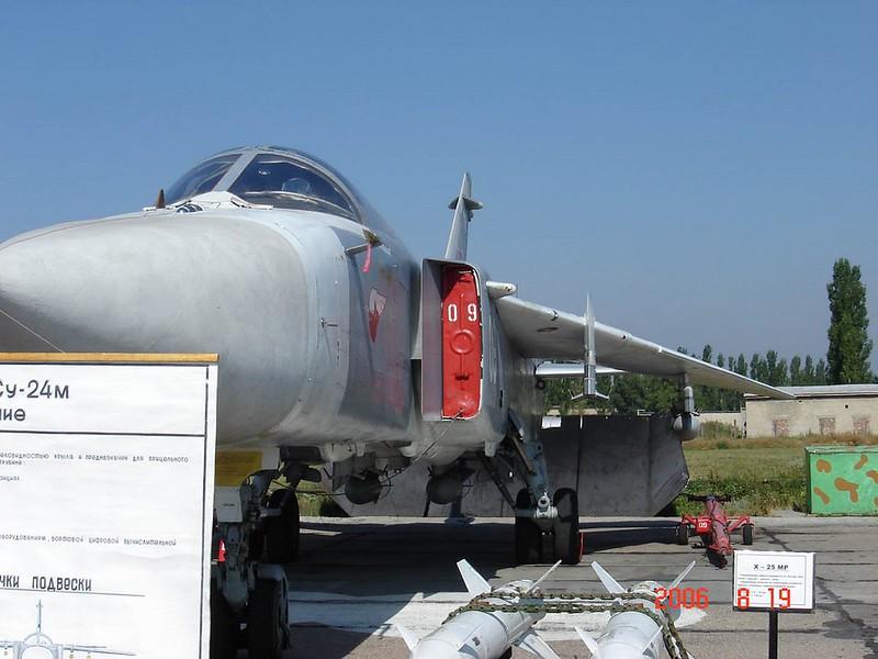 Sukhoi Su-24М Fechter 2