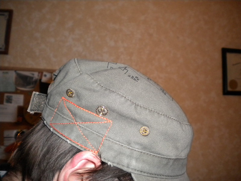 Moog oscillator hat